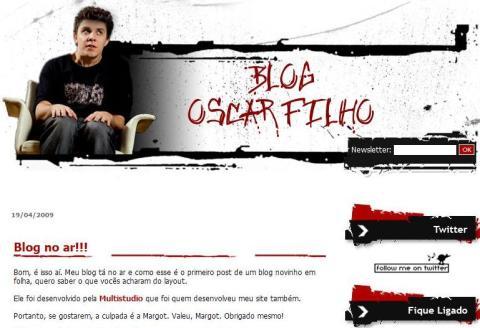 Blog do Oscar Filho