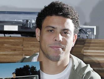 Ronaldo no CQTeste