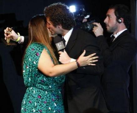Felipe Andreoli e Preta Gil