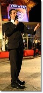 Rafael Cortez em Cannes