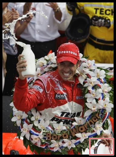 Hélio Castroneves Indianópolis