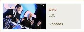 CQC audiência