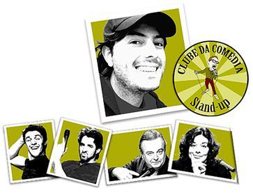 Clube da Comédia