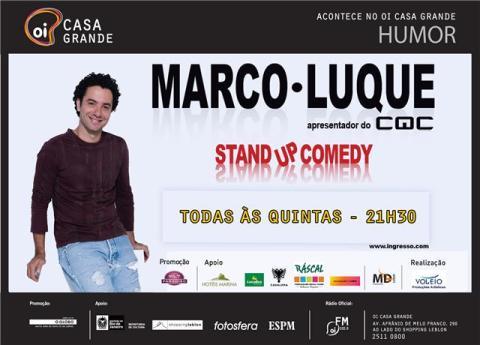 Marco Luque Standup