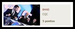 CQC - Audiência