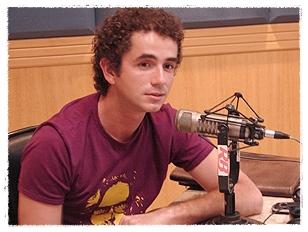 Felipe Andreoli em BH