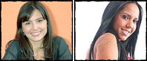 Soninha e Mulher Melão fazem participação no concurso 8º CQC