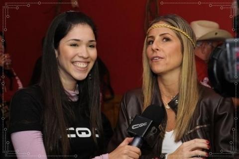 Ana Paula Gravim entrevista Patrícia Maldonado