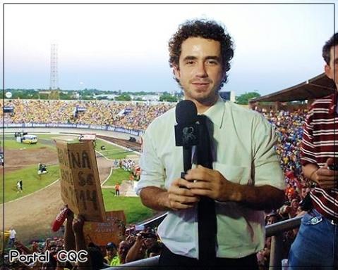 Felipe Andreoli - Portal CQC