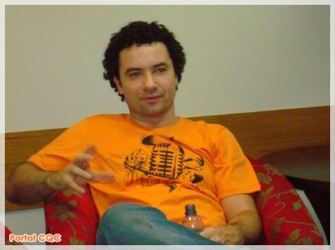 Marco Luque dá entrevista ao Olhar Direto