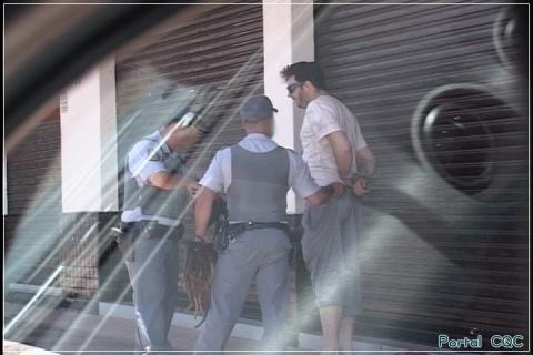 Danilo Gentili preso