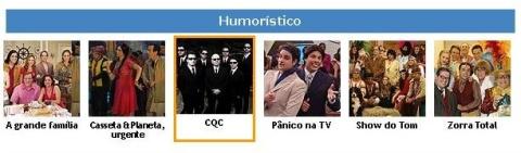 CQC concorre ao Prêmio Extra de TV